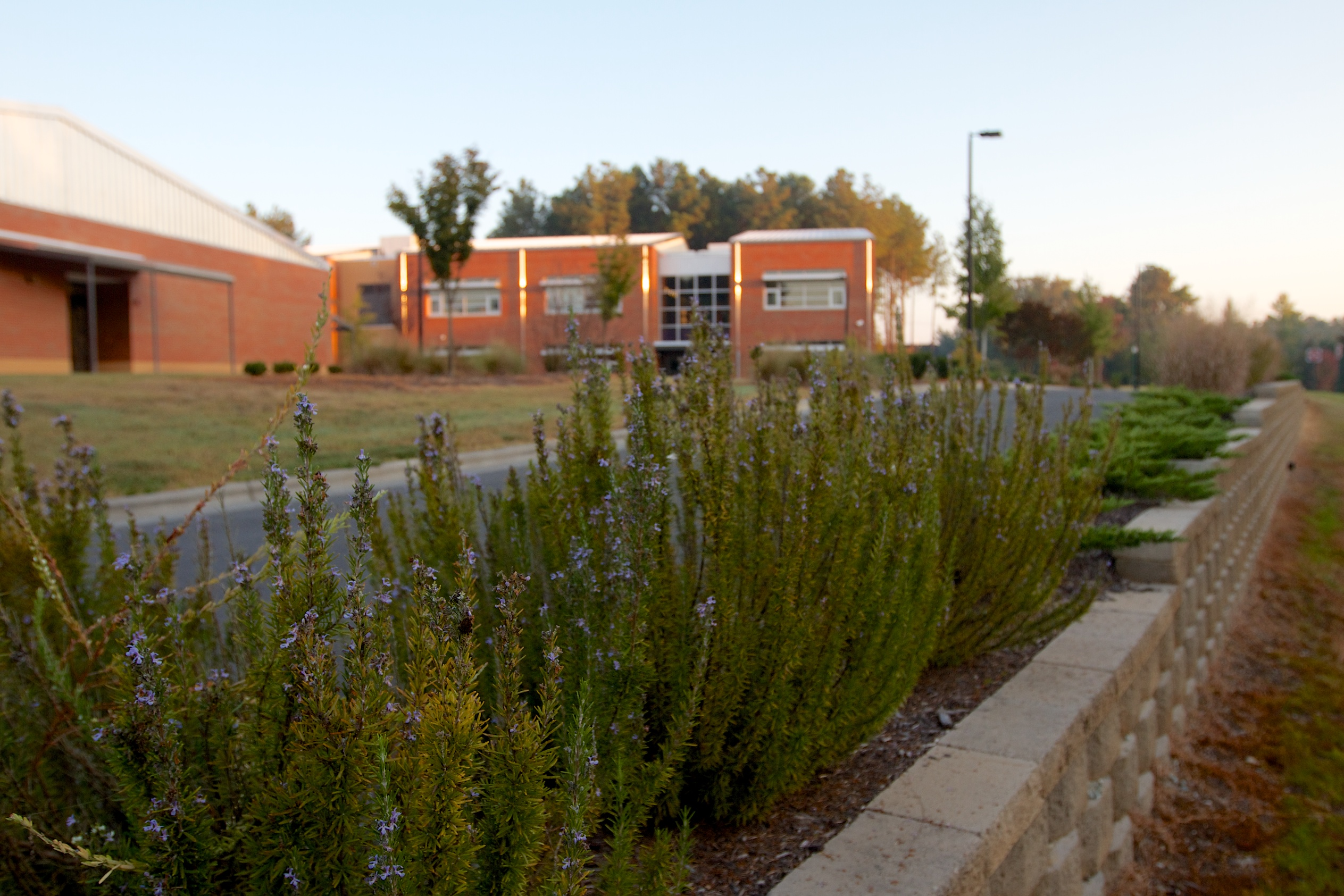 ... Master Planning, Permitting And Local Approvals, Civil Engineering And  Landscape Architecture For Over 40 Schools In North Carolina.
